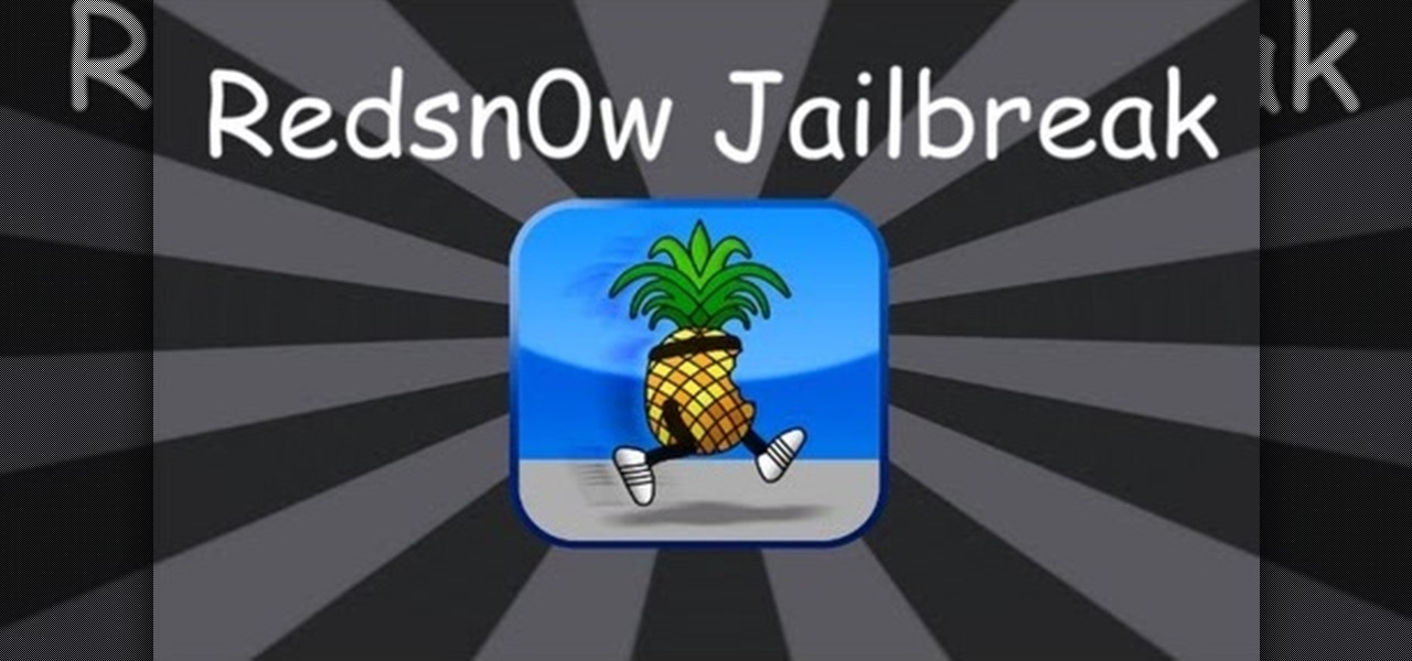 How to Jailbreak Any iOS 4 2 1 Device with Redsn0w 0 9 6b4