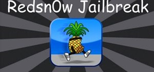 Jailbreak a 4.2.1 firmware iPod Touch, iPhone, or iPad with Redsn0w 0.9.6b4