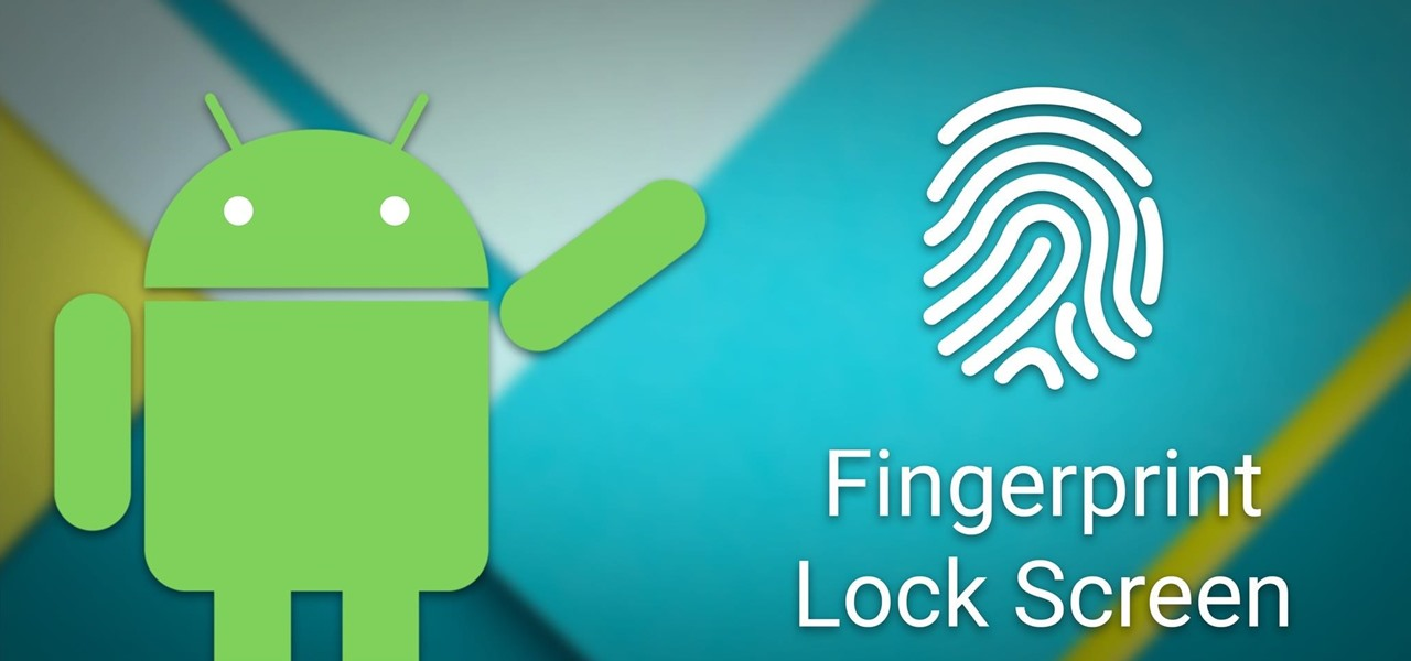 Android Basics How To Unlock Your Phone With Your Fingerprint
