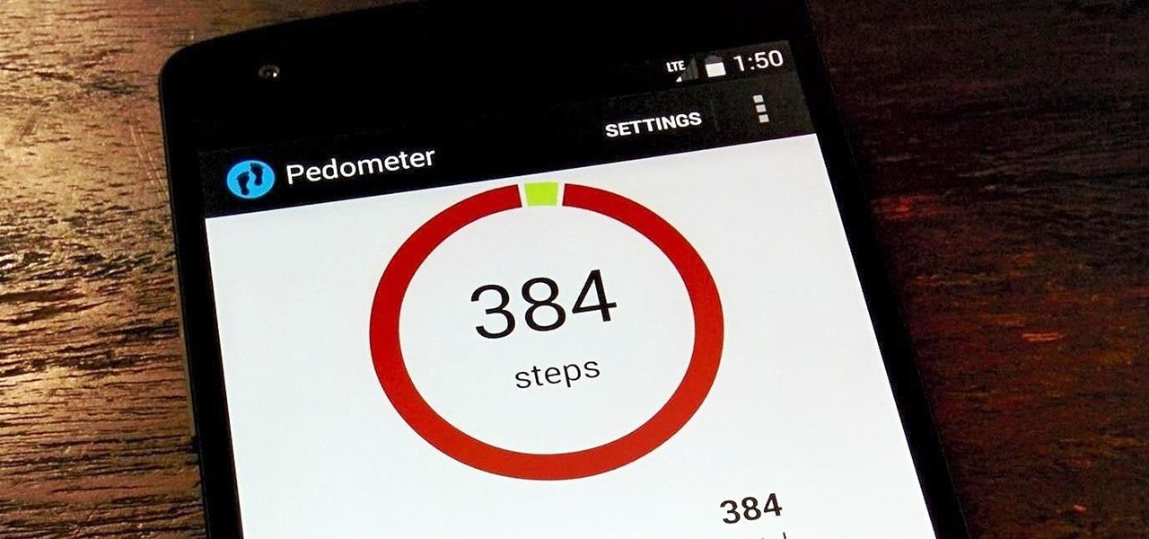 Your Nexus 5 Has a Real Pedometer Built In—Here's How You Use It