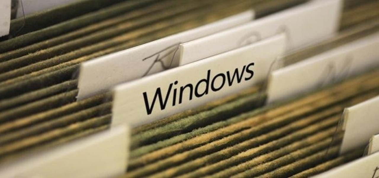 Too Many Open Windows? Make Windows Explorer More Efficient by Adding Tabs