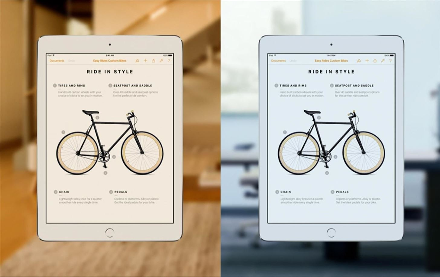 Apple Announces New iPad Pro: 9.7-Inch Screen, Better Audio, & More