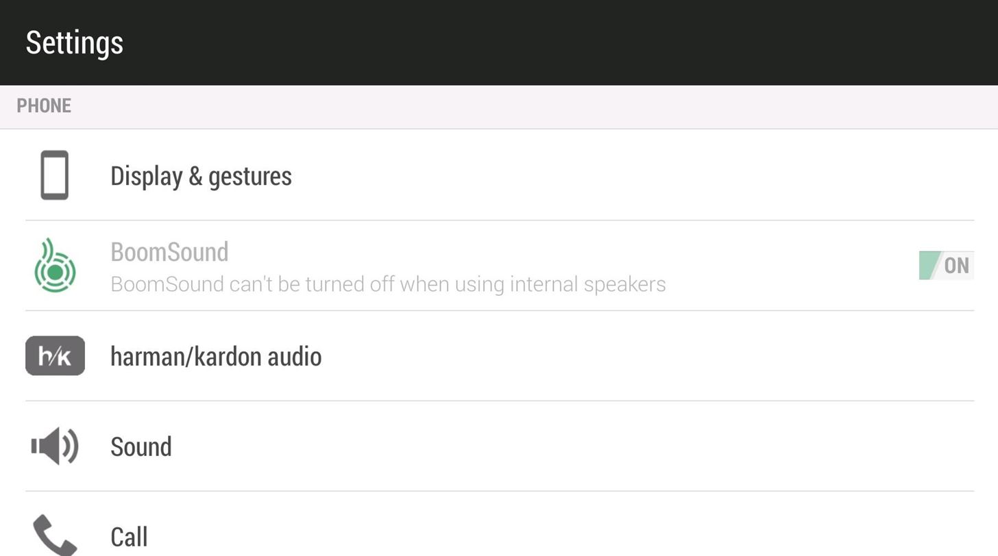 How to Get Sprint's Exclusive Harman Kardon Audio on Any HTC One M8