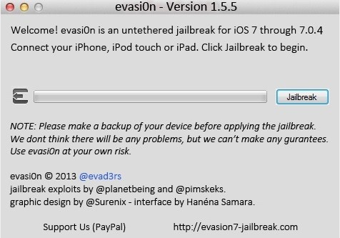 How to Jailbreak iOS 7 on Your iPad, iPhone, or iPod Touch Using evasi0n7