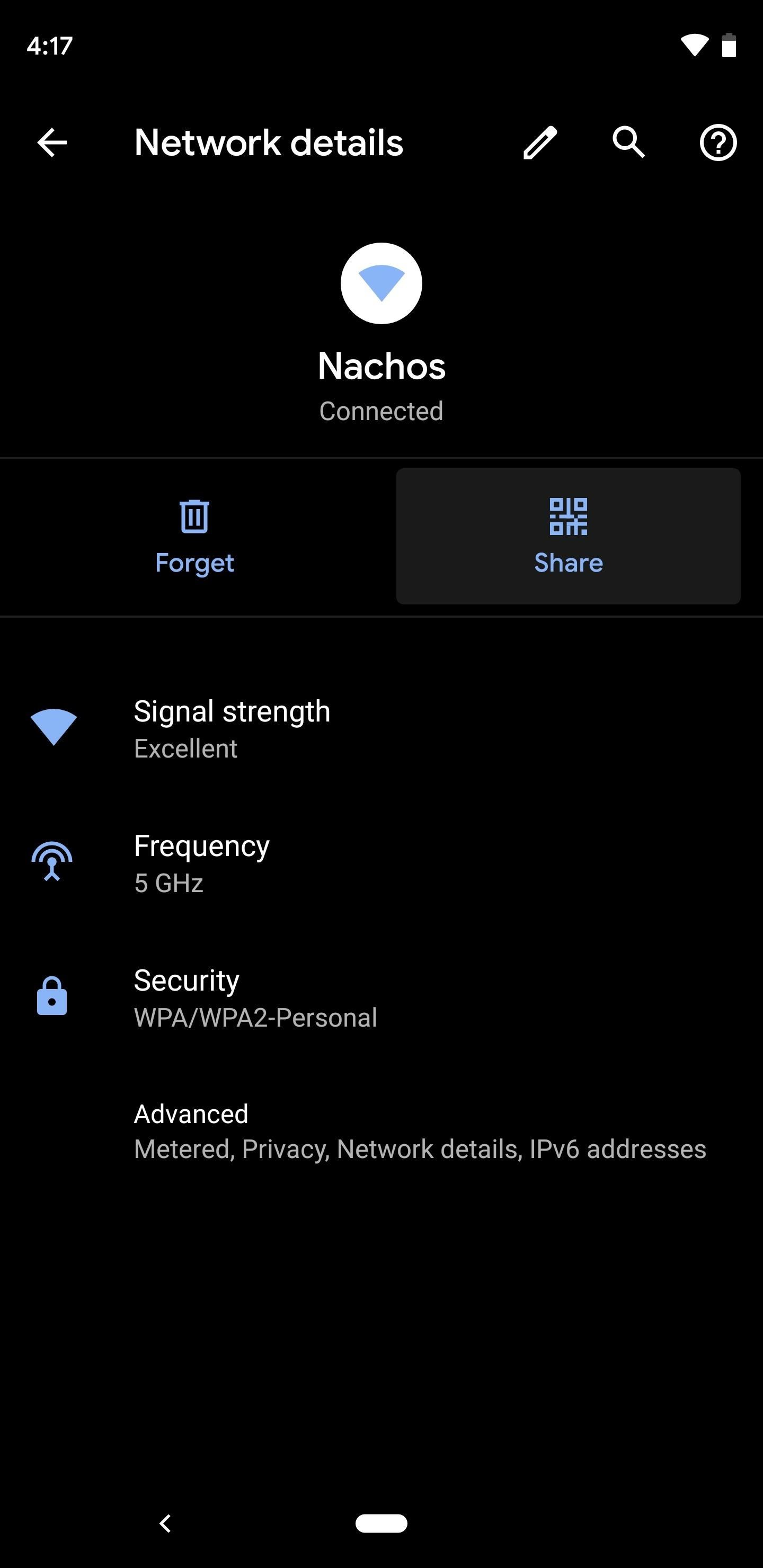 How to Share Your Wi-Fi Password with a QR Code in Android 10
