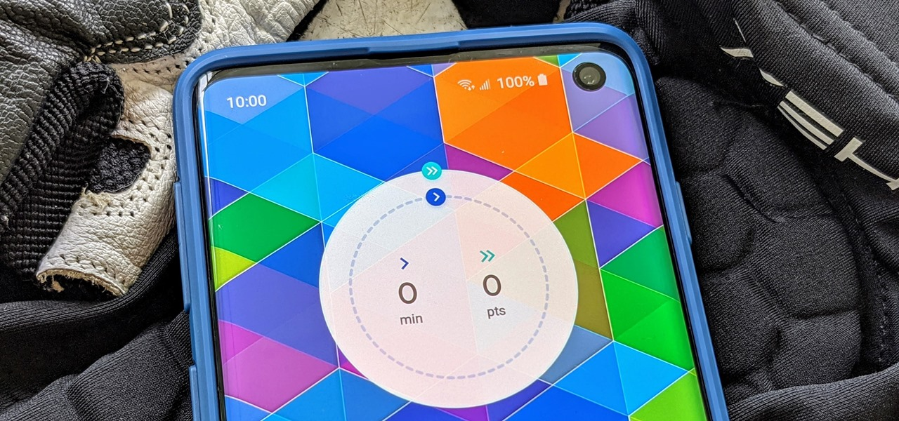 View Your Google Fit Workout Activity from Your Home Screen