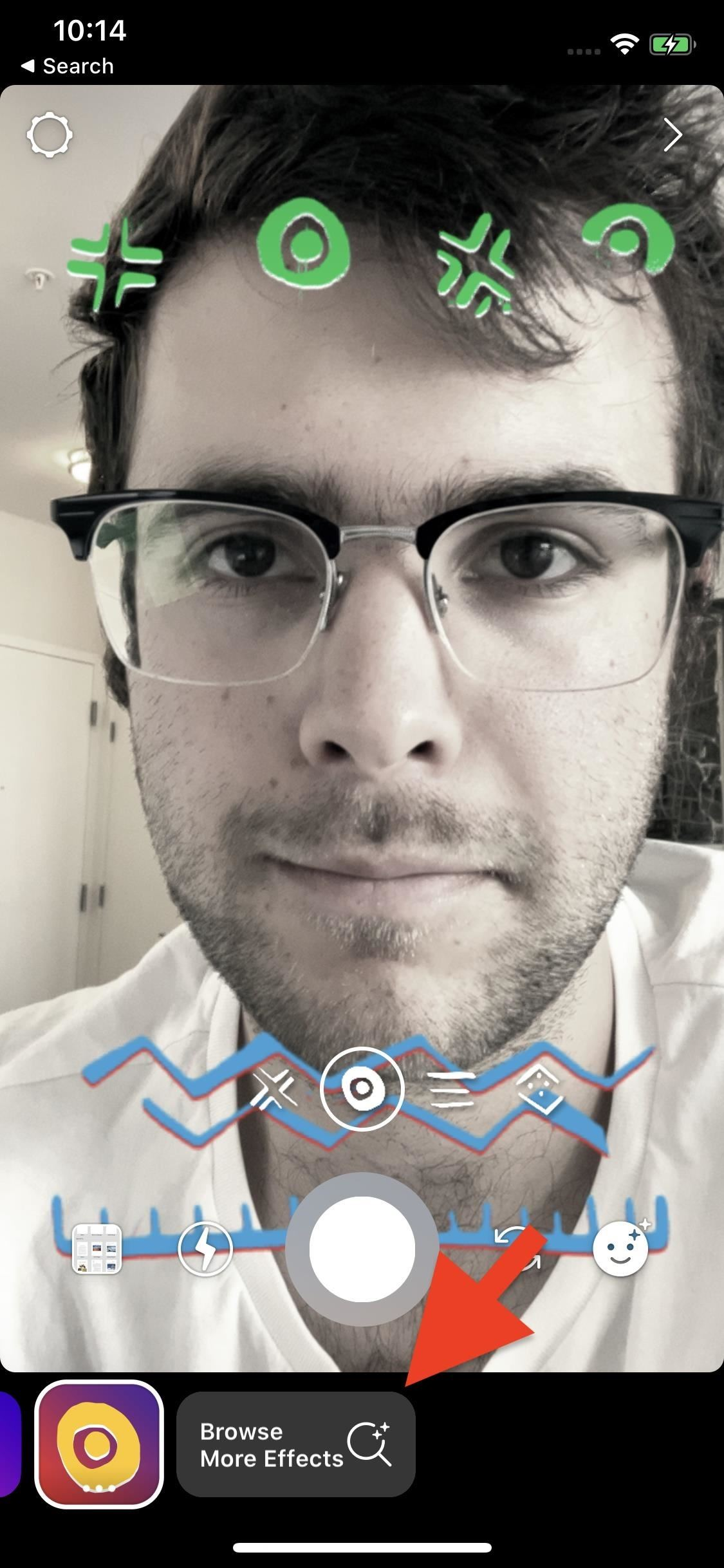 Get Unique Face Filters by Following AR Creators on Instagram