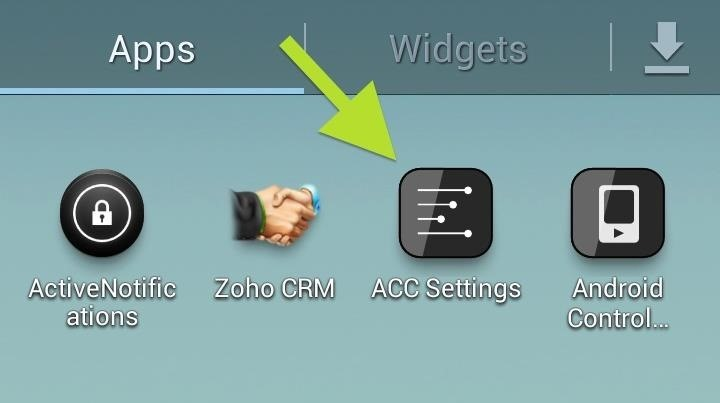 Get Better Quick Settings on a Samsung Galaxy S3 with This Fully Customizable Control Center