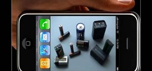 Increase battery life on an iPod Touch or iPhone