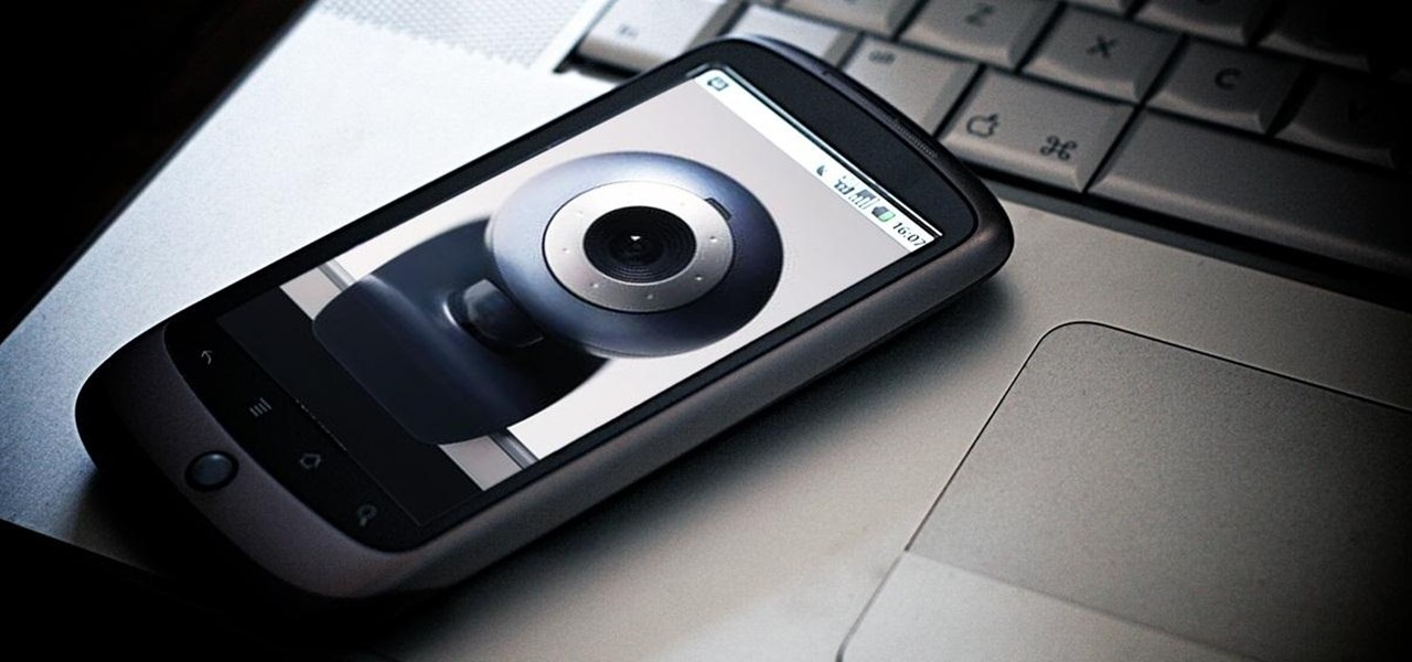 Turn Your Smartphone into a Wireless Webcam with These 5 Apps