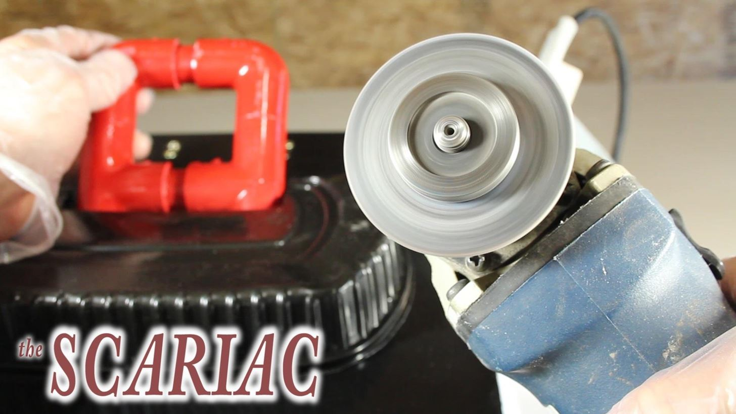 How to Make the Scariac (A Poor Man's Variable Power Controller)