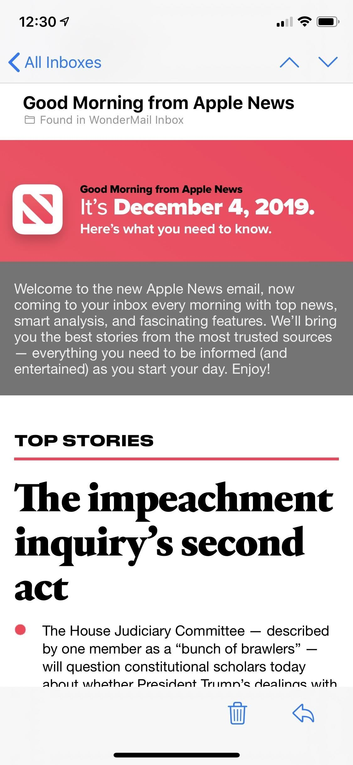 How to Sign Up & Unsubscribe to Apple News' Hidden Daily Newsletter