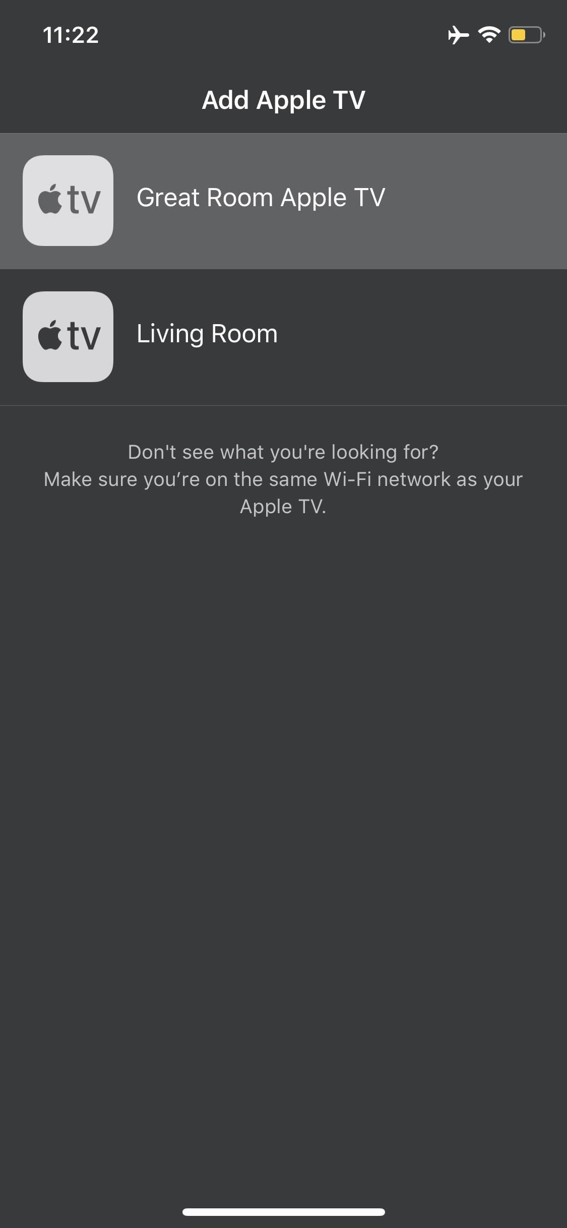 How to Control Your Apple TV with Just Your iPhone