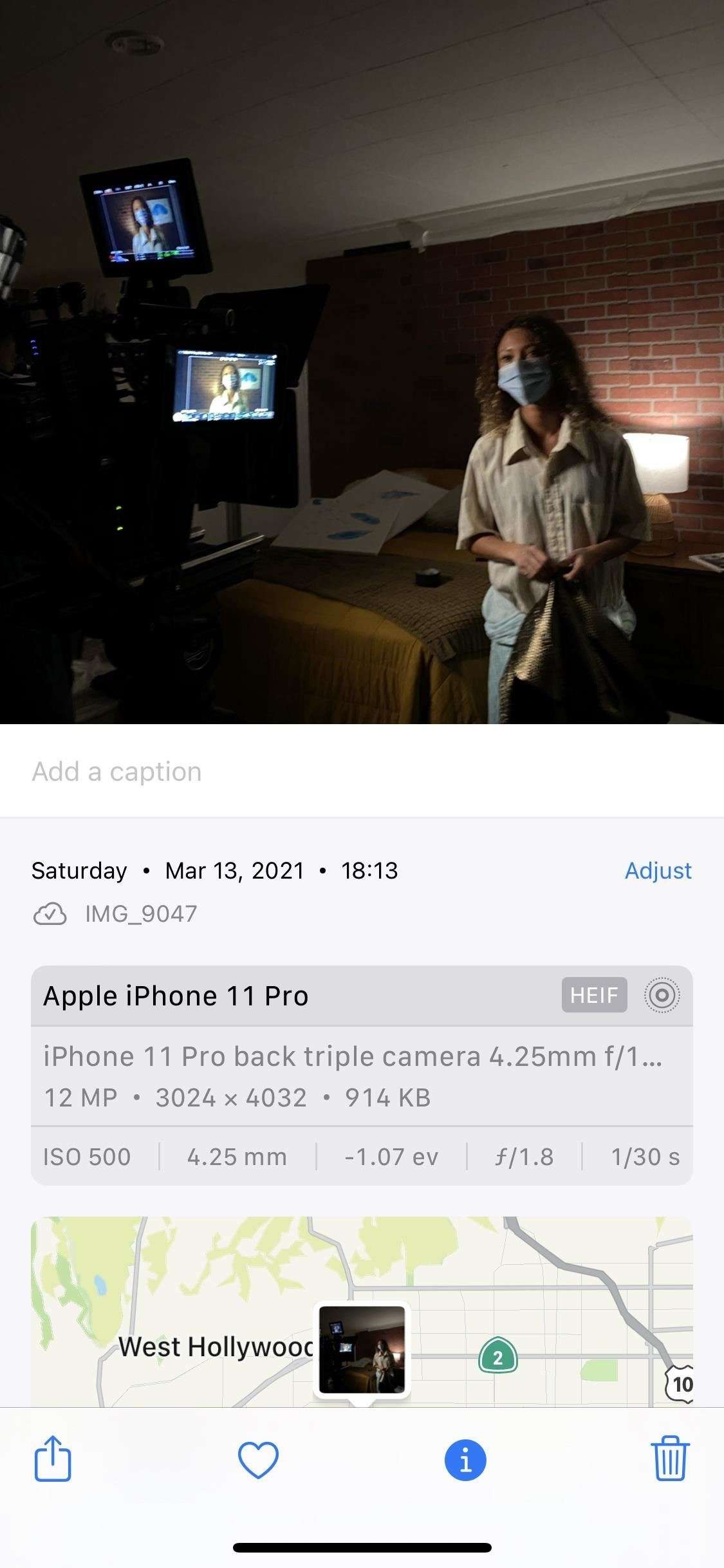 How to Restore the Original Location & Date/Time to Spoofed Photos & Videos on iOS 15