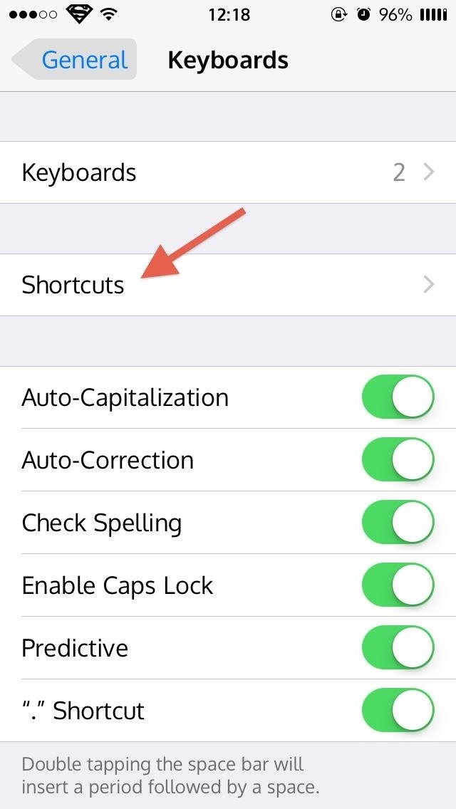 Create Shortcuts for Your Favorite iPhone Emojis to Switch Keyboards Less