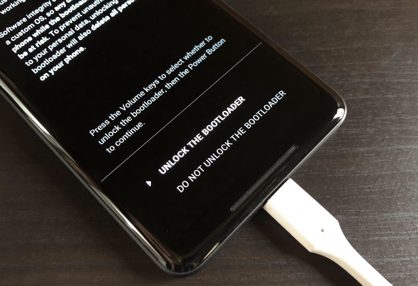 How to Unlock the Bootloader on Your Pixel 2 or Pixel 2 XL