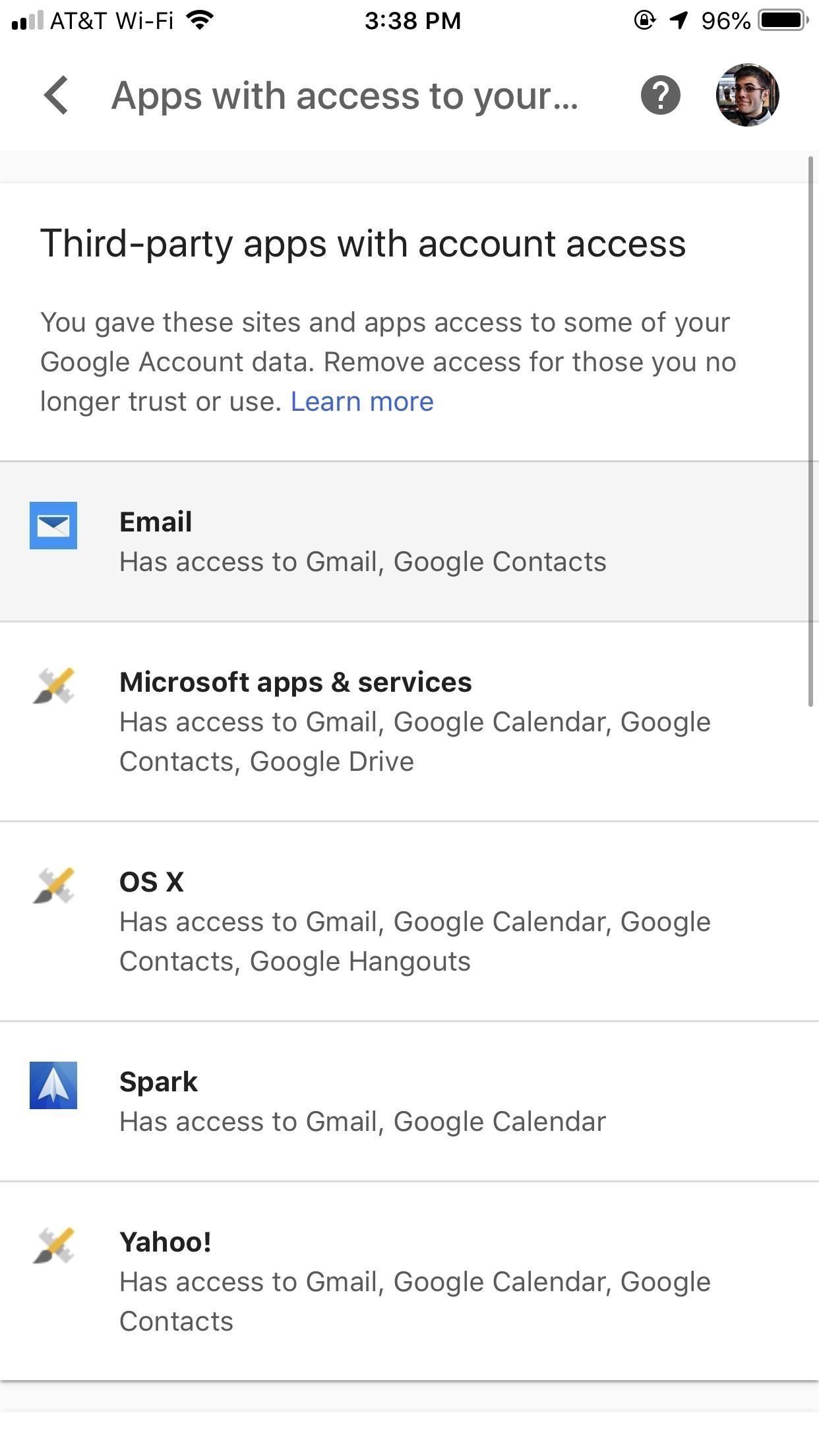You've Probably Let Several Apps Read Your Gmail — Here's How to See & Delete Them