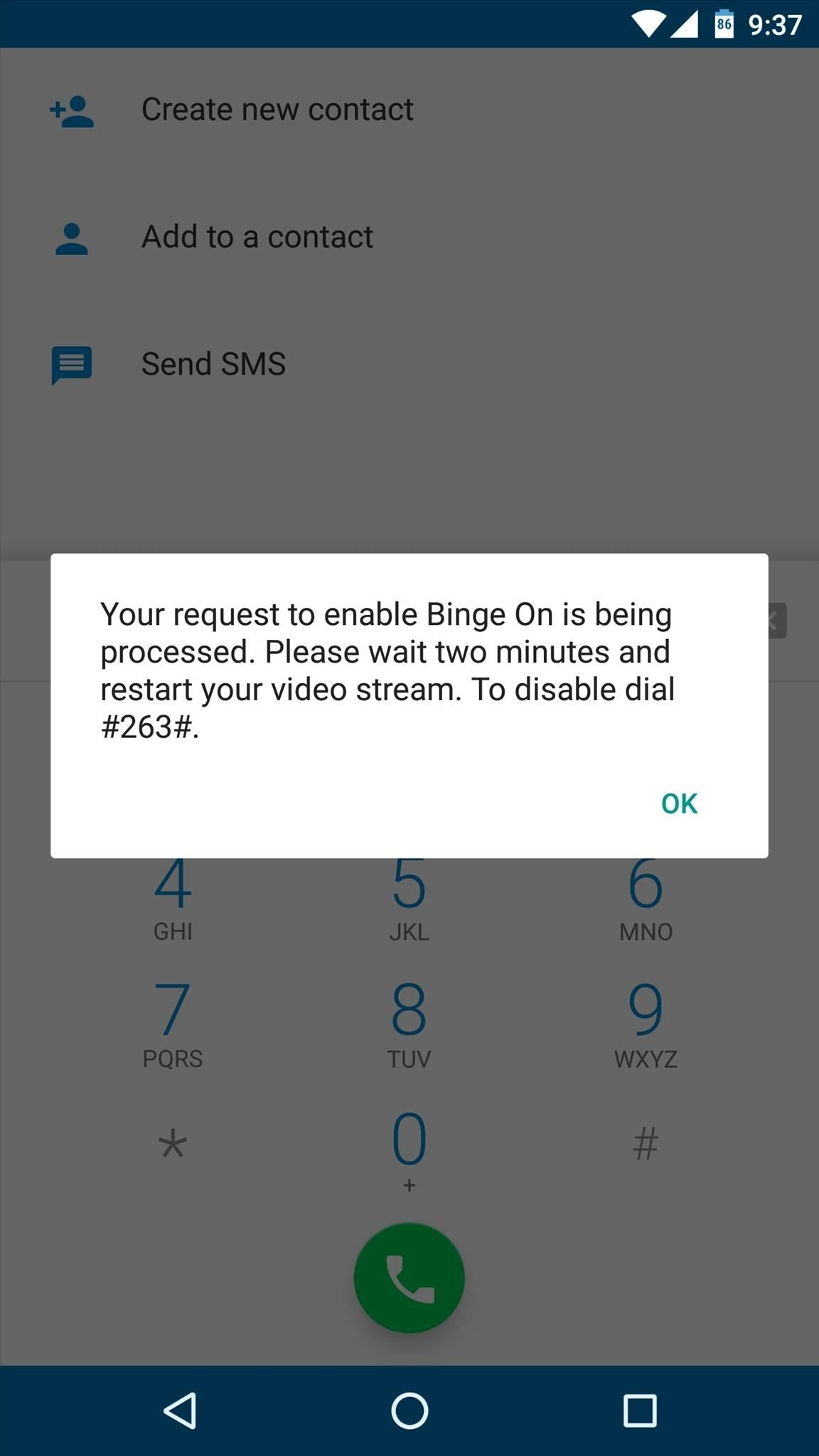 How to Disable T-Mobile's 'Binge on' for Better Quality Videos