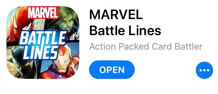Play Marvel Battle Lines to Unleash Spider Man & Other Heroes on Your iPhone Right Now