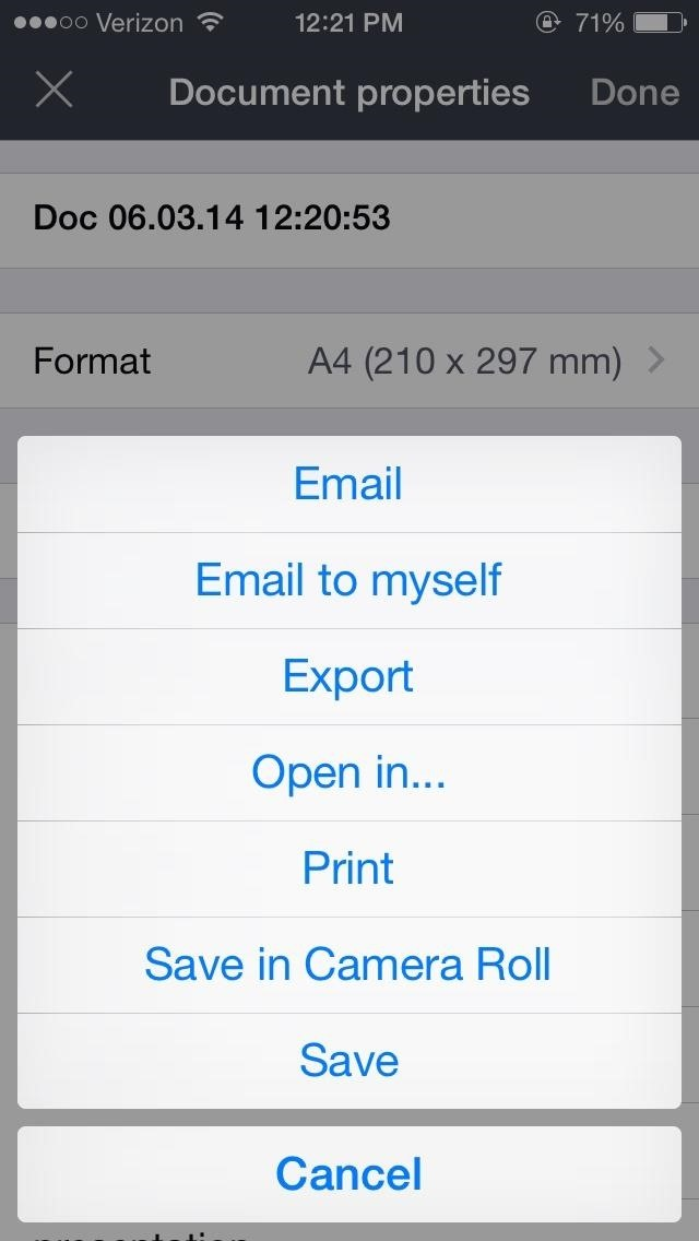 Scan Multiple Docs into One PDF on Your iPhone with
