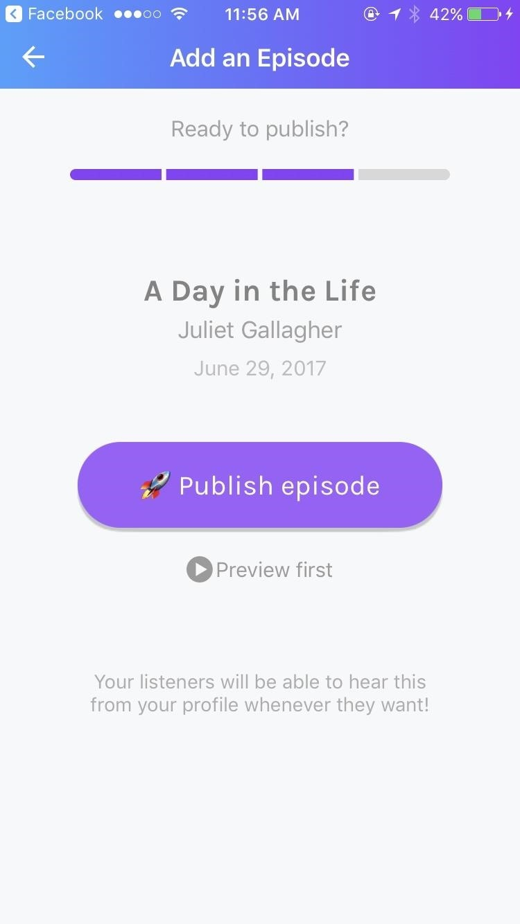 Anchor Helps You Easily Record and Post Podcasts Right from Your Phone