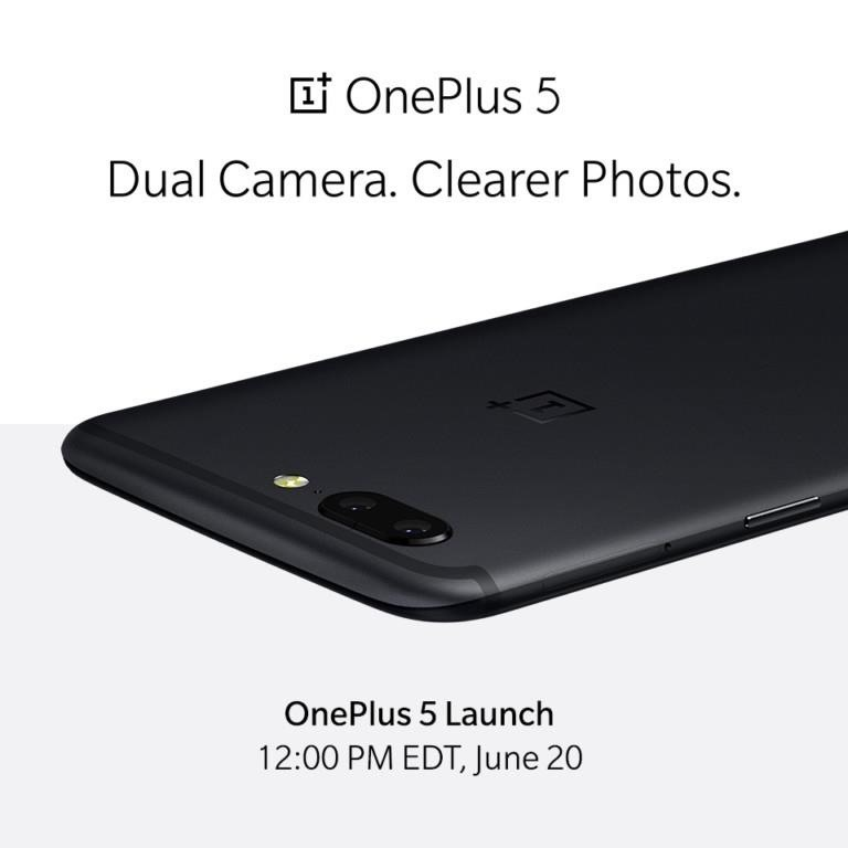 After Leaks, OnePlus Puts It All Out There with OnePlus 5 Photo