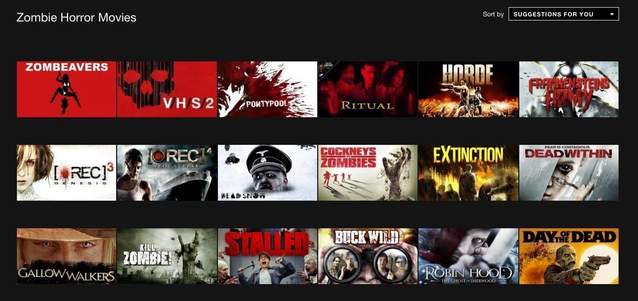 Bookmark This: Complete List of Netflix's Hidden Genre Codes