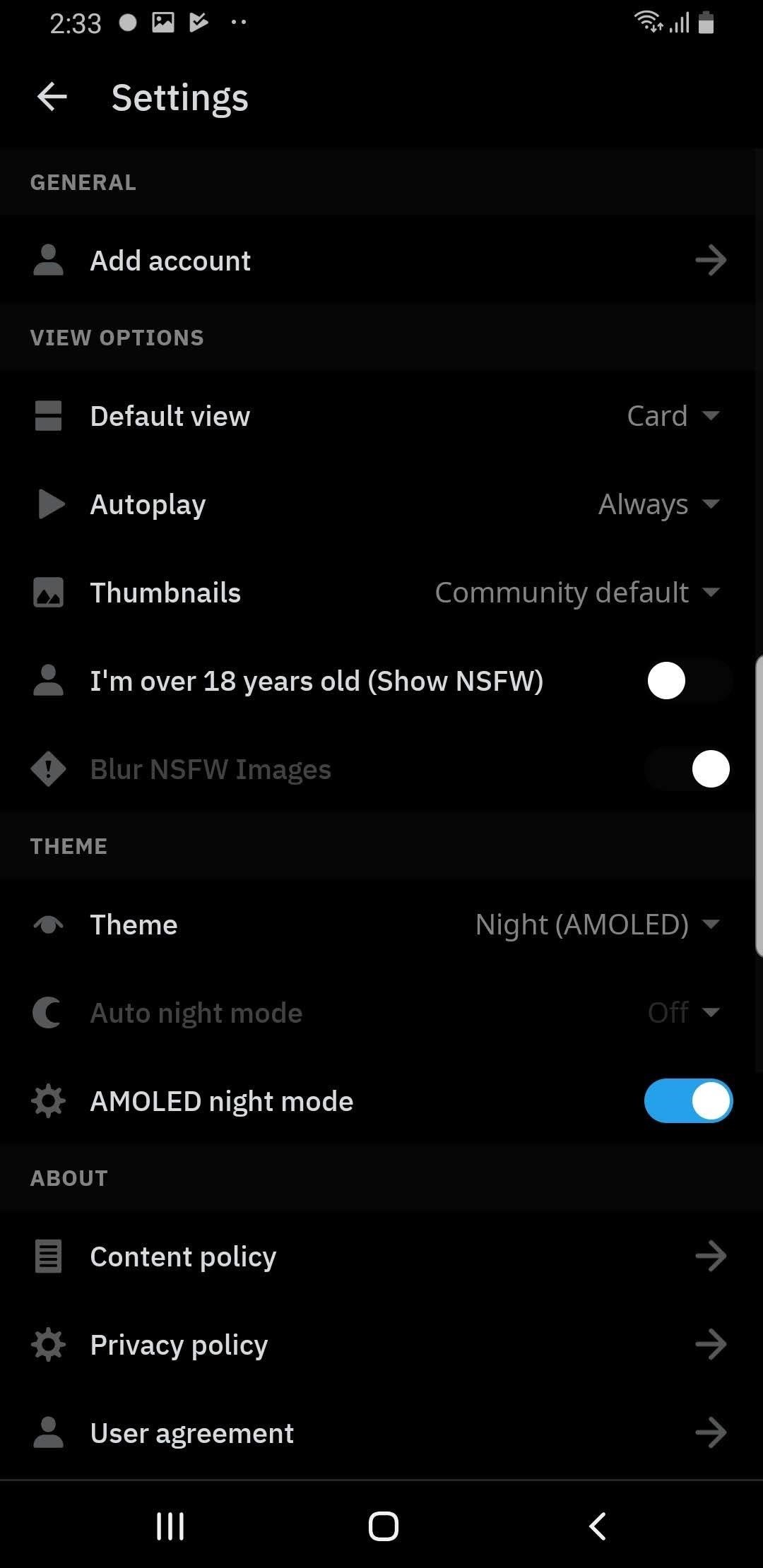 How to Enable Dark Mode in the Official Reddit App for iPhone and Android
