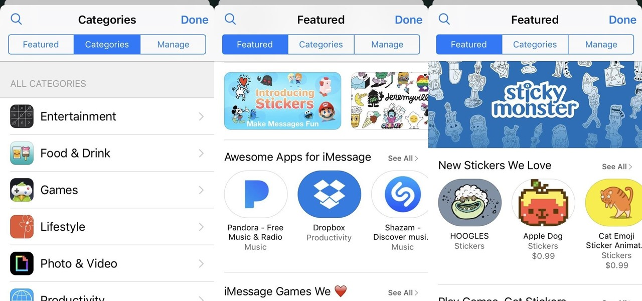 9 iMessage Apps You Won't Know How You Lived Without