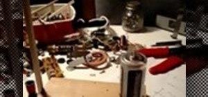 Build a simple motor