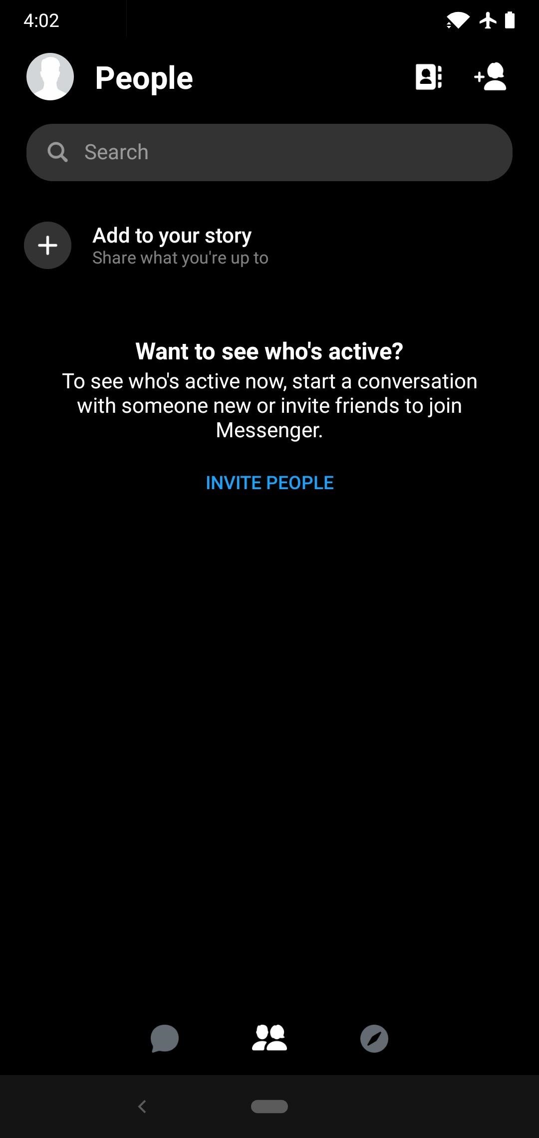 How to Activate Dark Mode in Facebook Messenger « Smartphones
