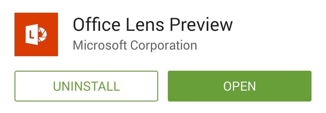 Use Your Phone to Scan Documents Directly to the Cloud with Microsoft's Office Lens
