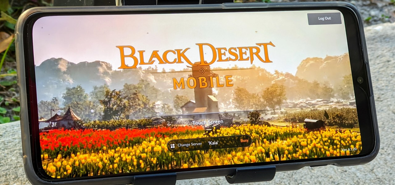 Remove the 30 FPS Cap for Black Desert Mobile on Android