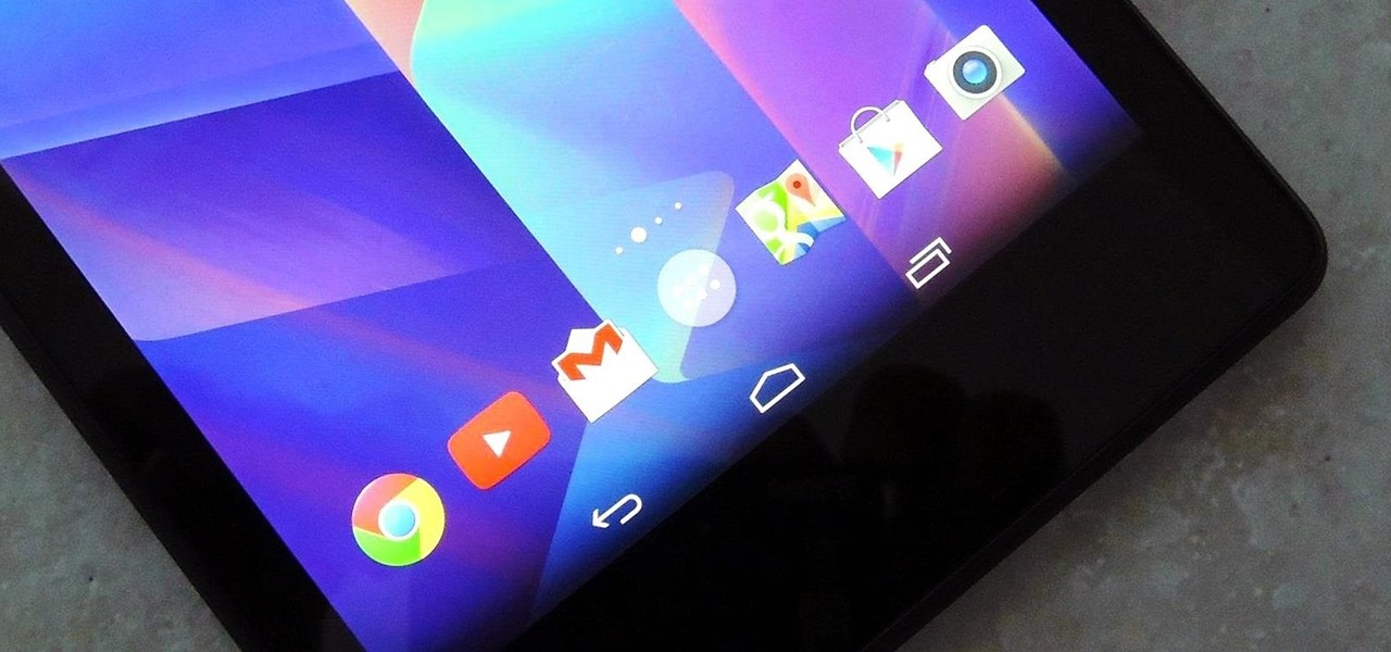 "Get the Exclusive Google Nexus 5 ""Experience"" Launcher on Your Nexus 7 Tablet"