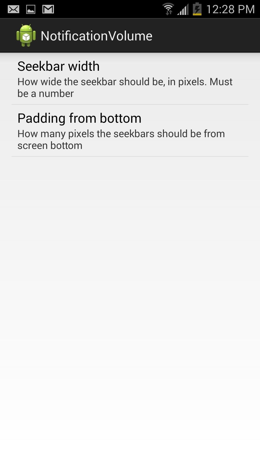 Add Every Volume Slider to Android's Notification Tray