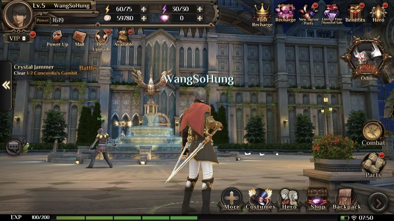 How to Play 'Final Fantasy Awakening' on Your iPhone Before