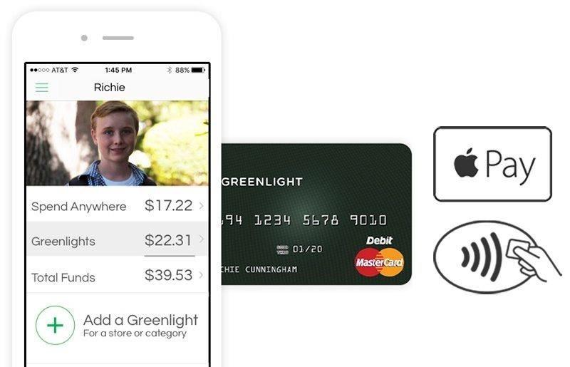 Apple Pay Makes Children's Debit Card App Safer & Easier