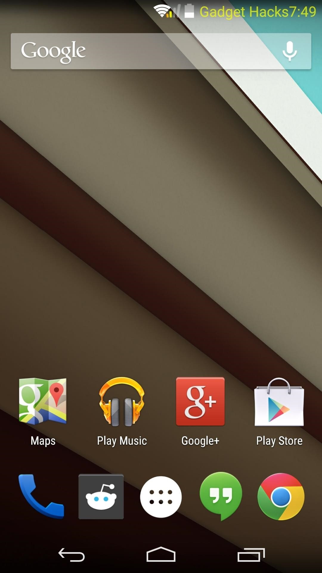 How to Theme the Android System UI on Your Nexus 5