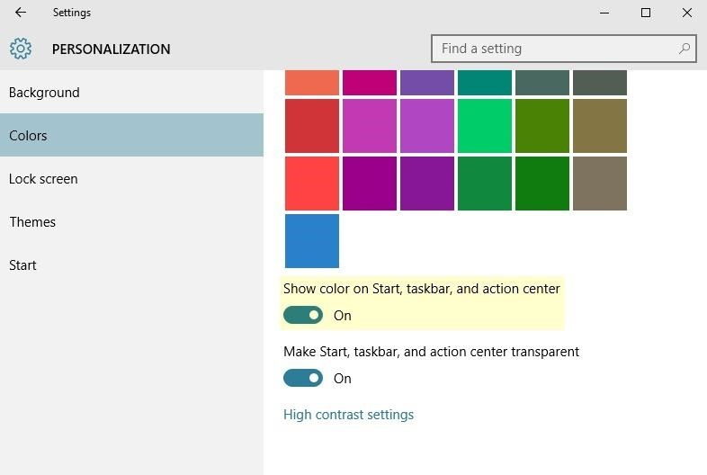 Latest Windows 10 Update Lets You Change Title Bar Colors & Here's How to Do It