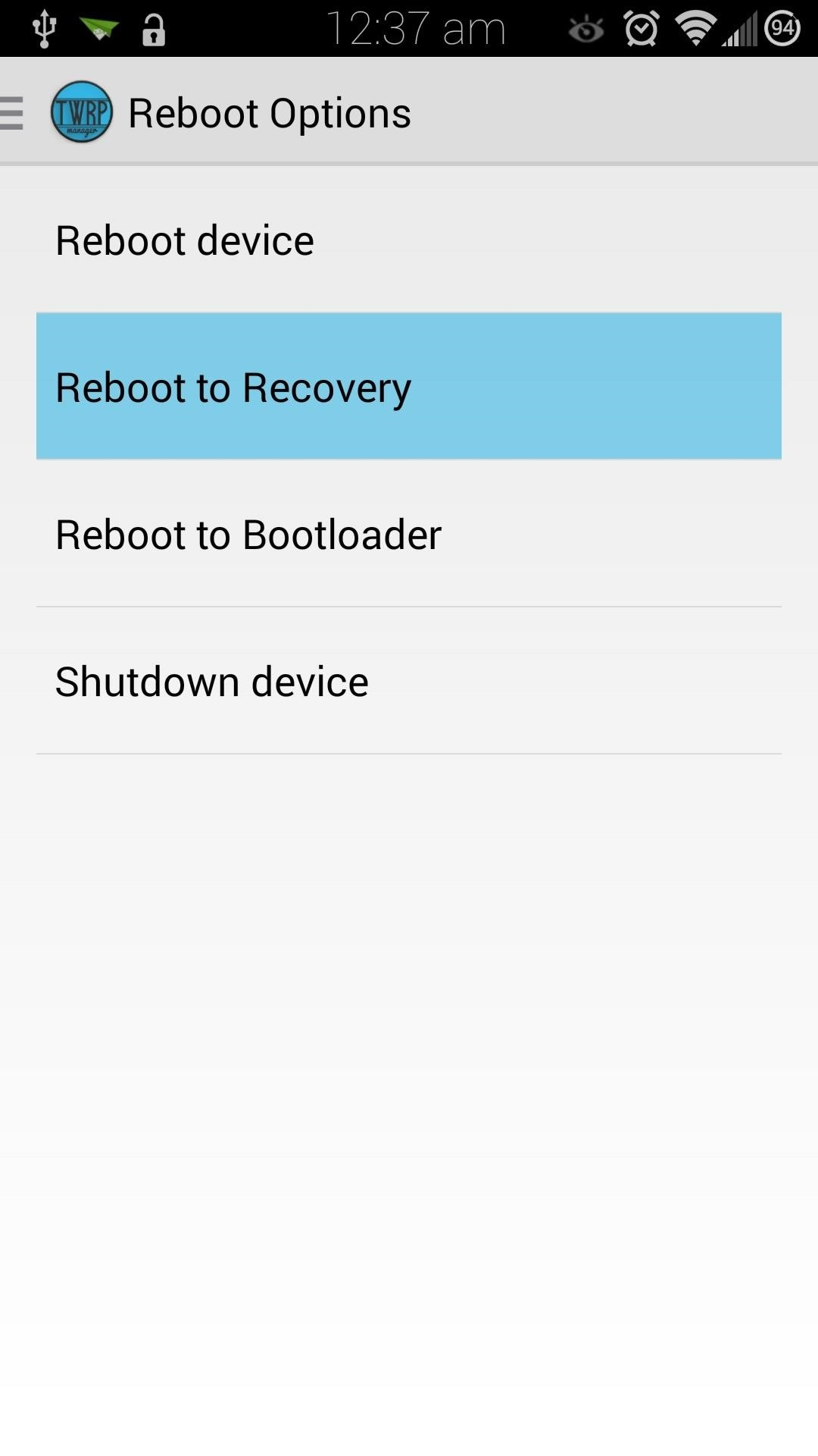 How to Install TWRP Recovery on Your Samsung Galaxy Note 3 (Sprint or T-Mobile)
