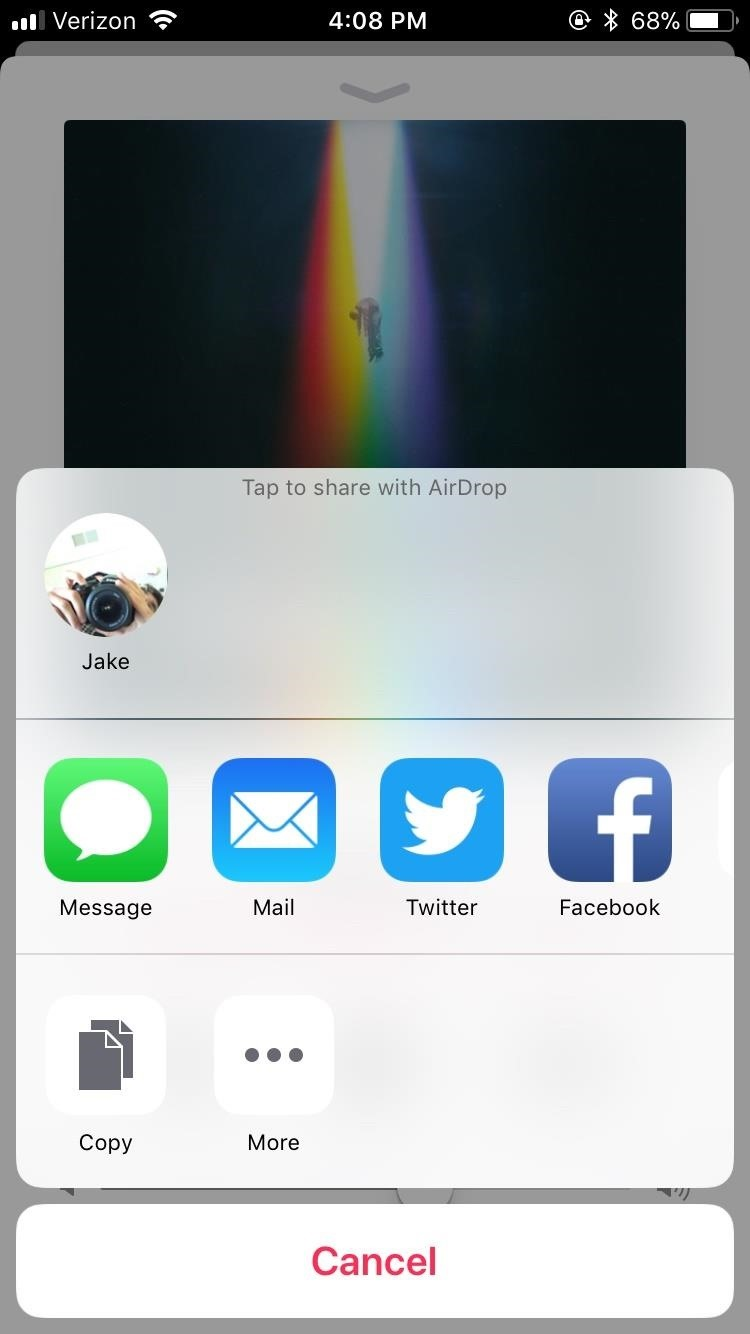 how to share songs on iphone how to songs from apple using airdrop in ios 1595
