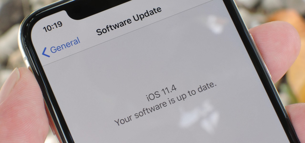 iOS 11.4 Beta 6 Released, Includes Under-the-Hood Fixes Only