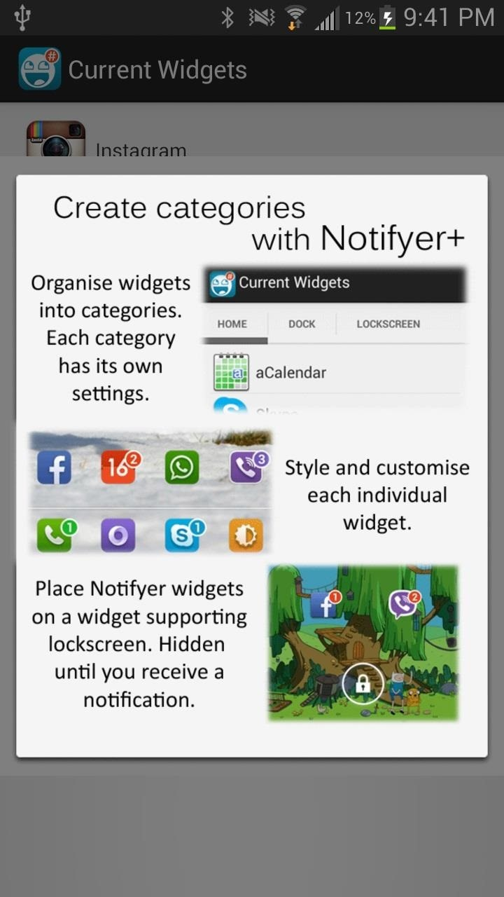 """How to Get iOS-Style """"Badge App Icons"""" on Your Samsung Galaxy Note 2 or Other Android Device"""