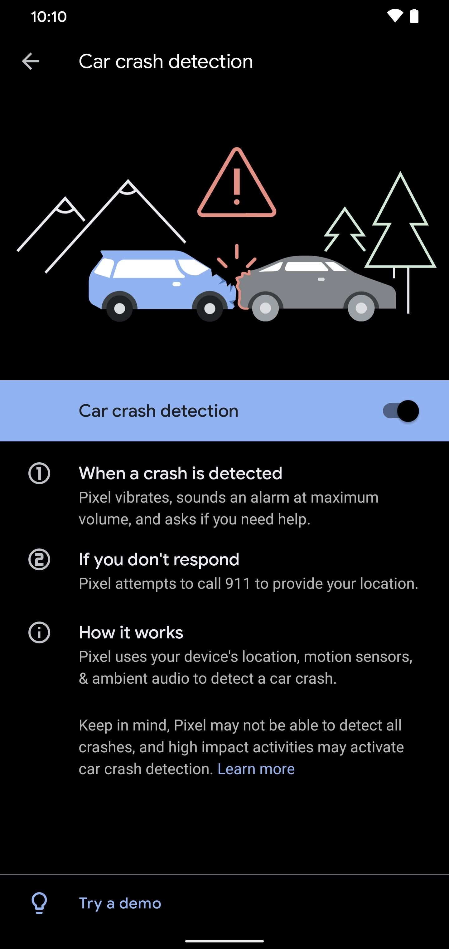 How to Set Up Car Crash Detection on Your Pixel to Contact Emergency Services When You Can't