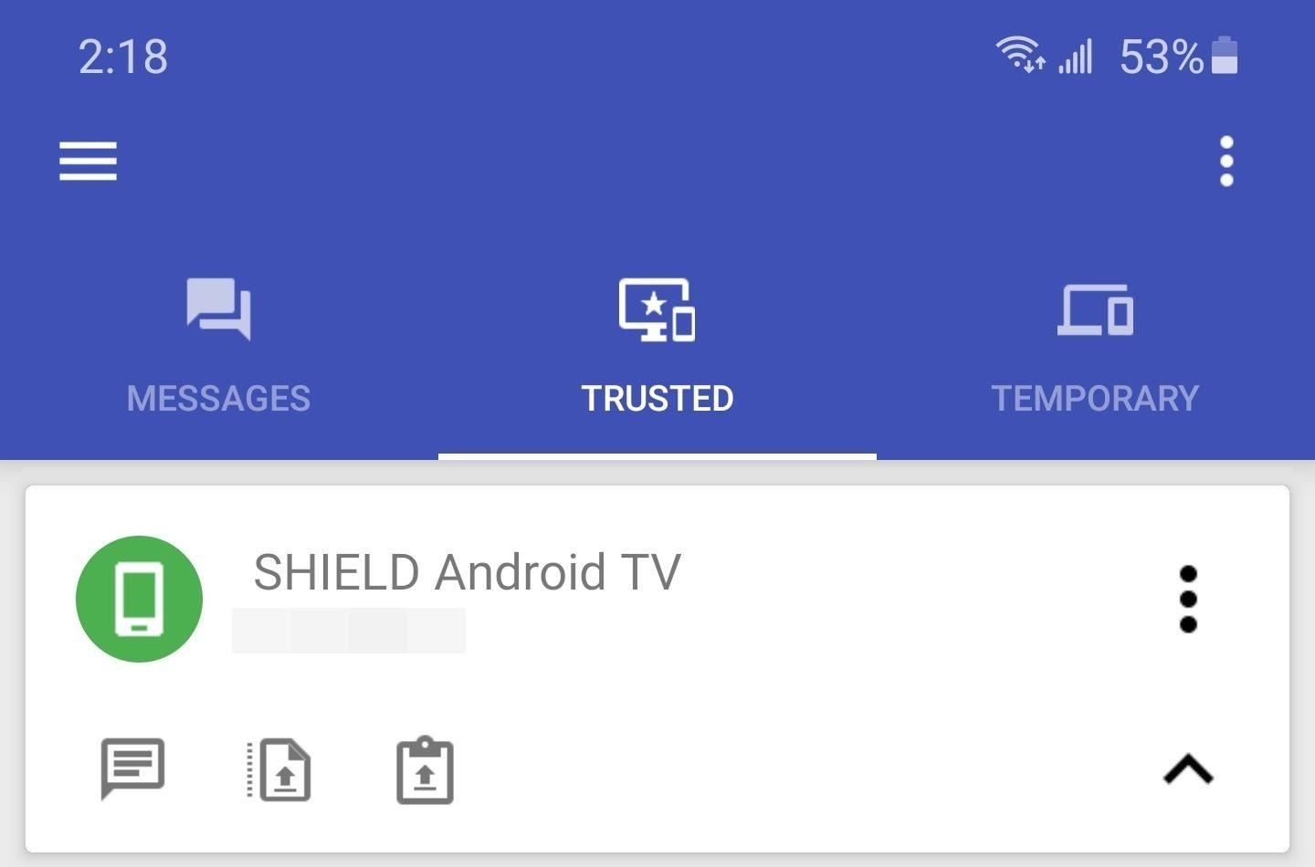 This is the best way to send large files to your Nvidia Shield TV from any Android phone