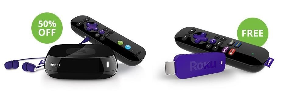Get a Free Fire TV Stick or Roku Streaming Stick for Sling TV