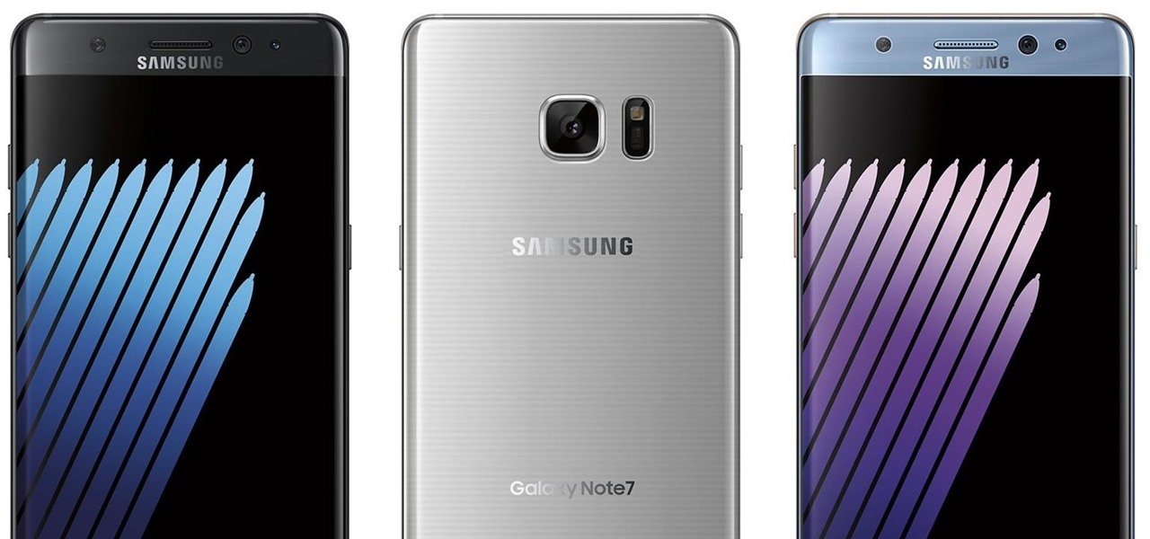 Everything We Know About the Samsung Galaxy Note7 Right Now