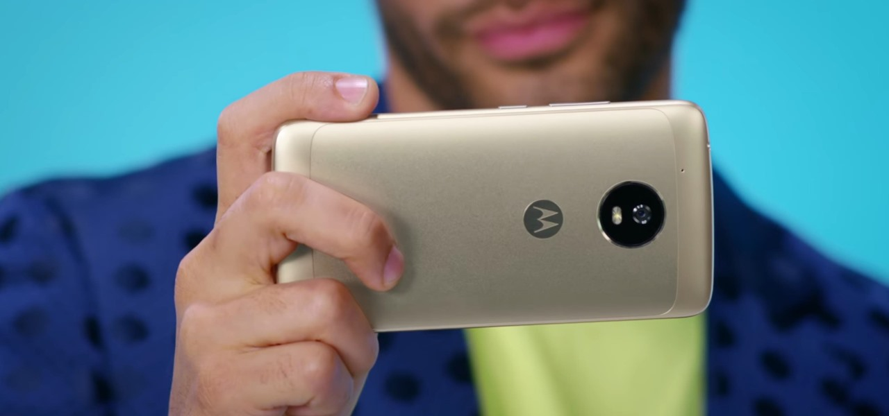 Meet the New Moto G5 & Moto G5 Plus—Budget Phones with a Premium Build