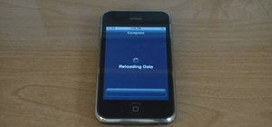Unlock 3.1.2 on iPhone 3GS & iPhone 3G with Blacksn0w