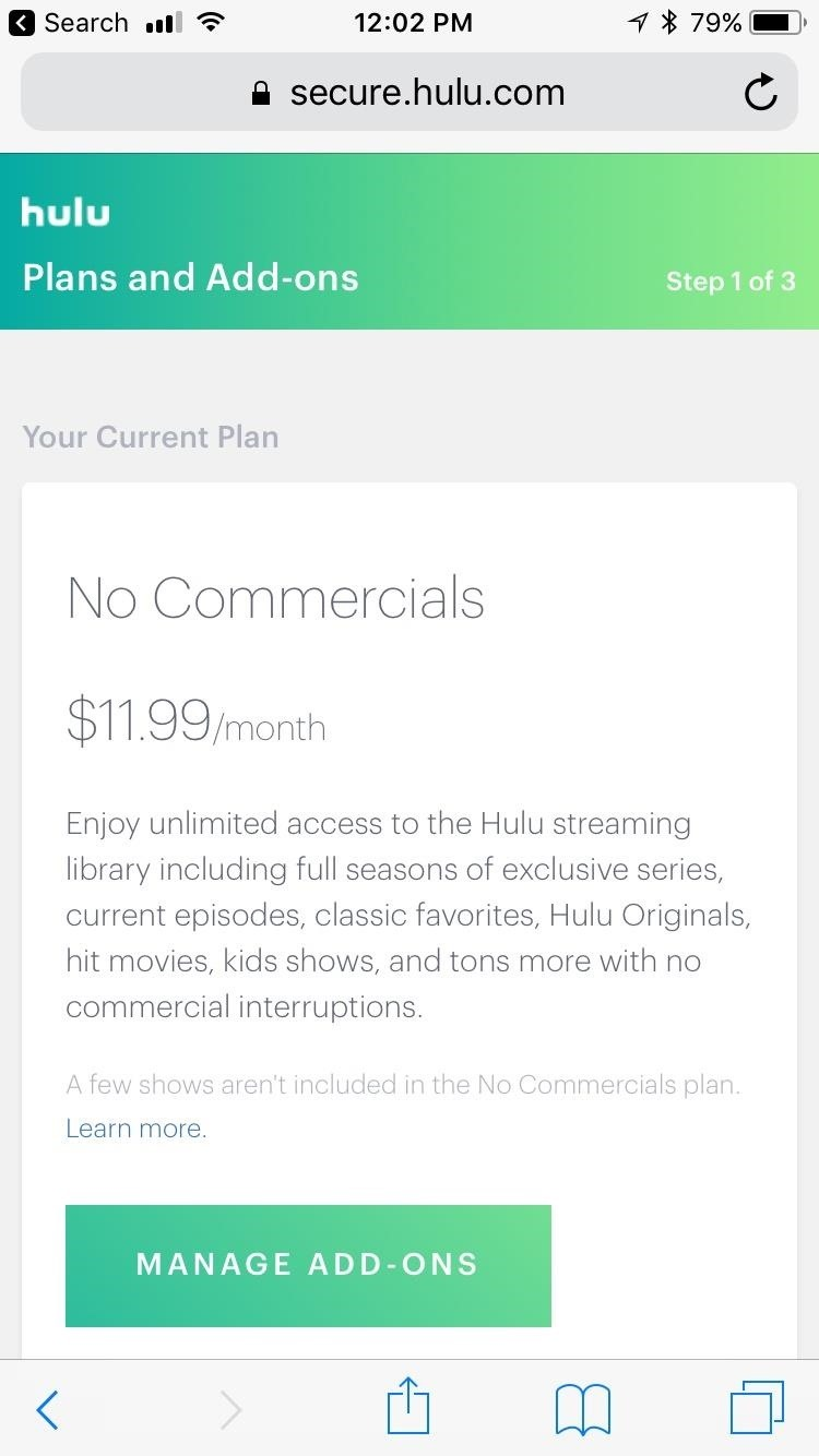 adding hbo to hulu